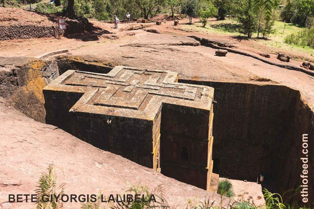 bete giyorgis lalibela church