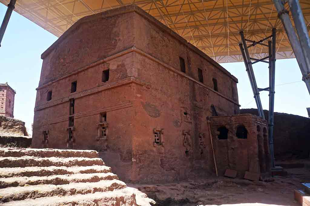 Facts About Lalibela Churches