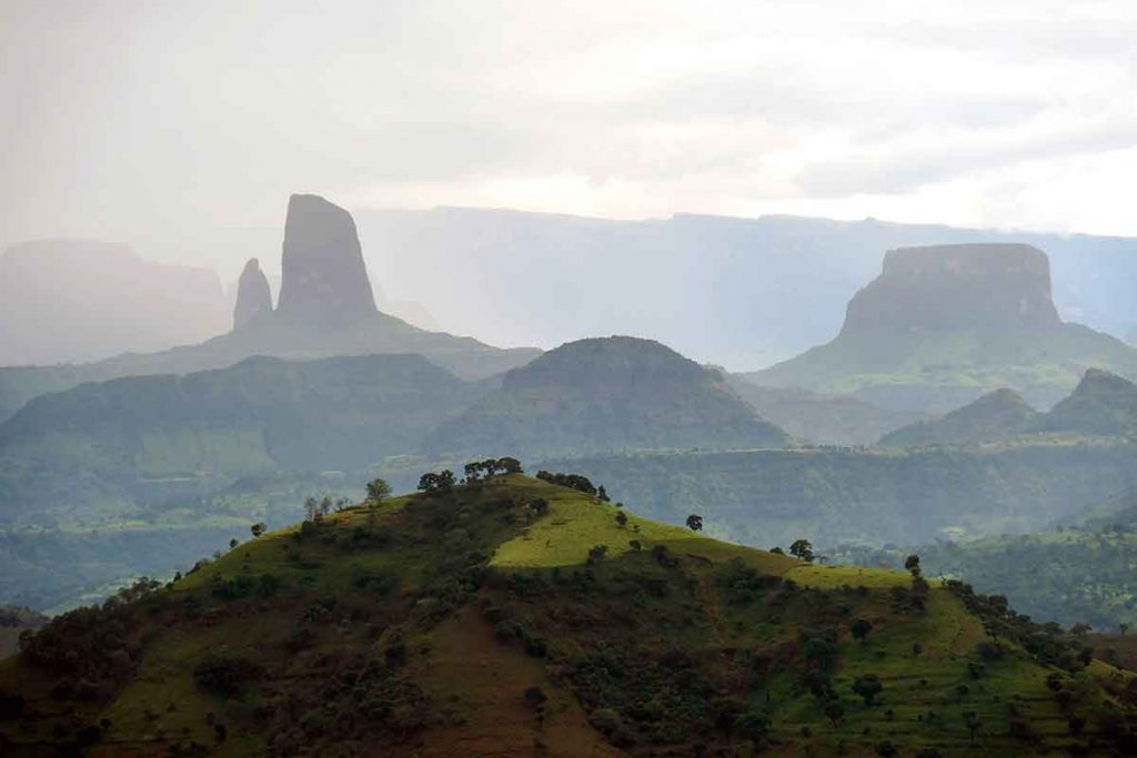 facts about Ethiopia -