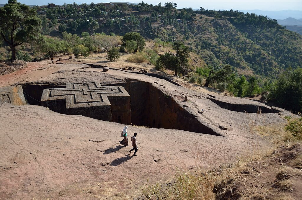 6 Uncovered Lalibela Churches and Their Astonishing Architecture