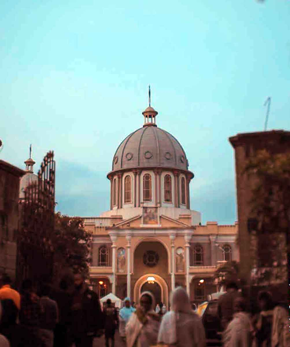 Ethiopia Orthodox Church