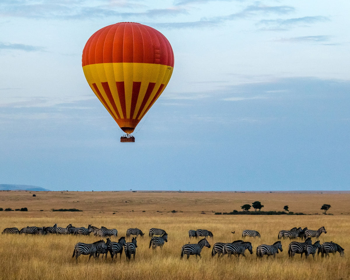 africa travel on a budget -