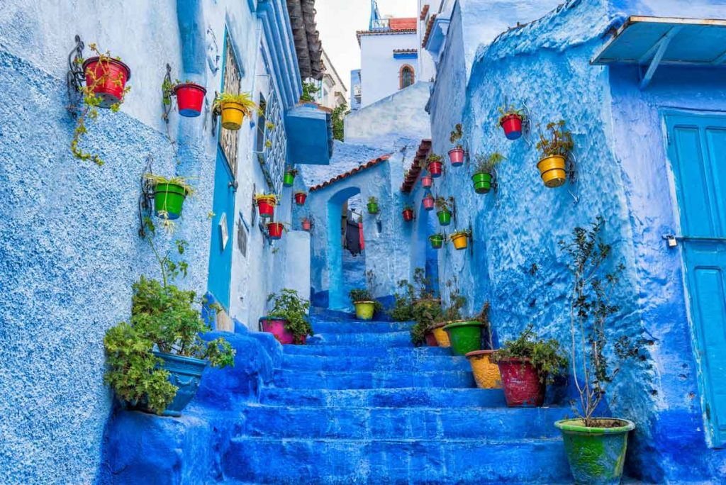 best places to visit in morocco_Chefchaouen
