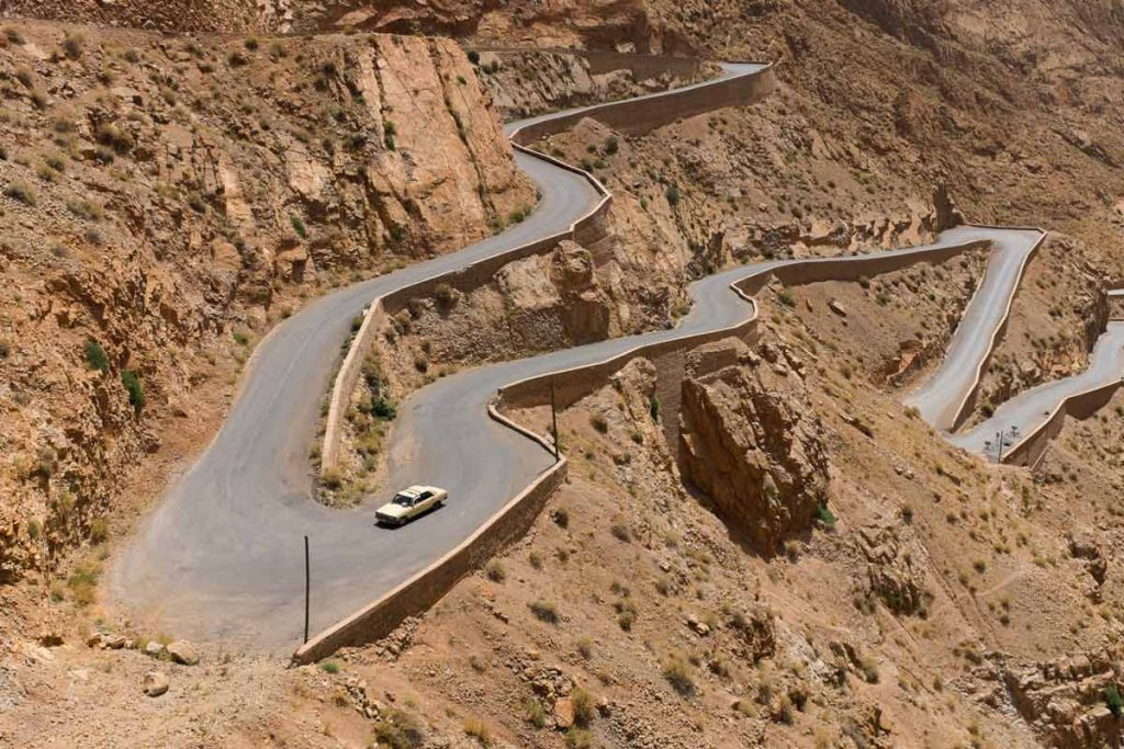 best places to visit in morocco_Dades Valley