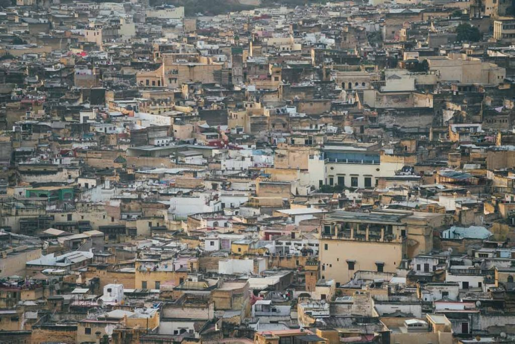 best places to visit in morocco_Fez