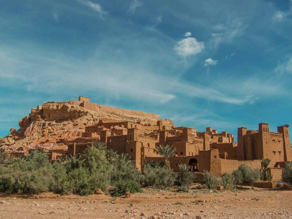 best places to visit in morocco_Ouarzazate
