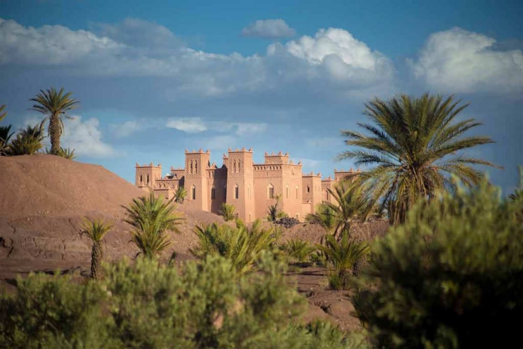 best places to visit in morocco_Oudaias Kasbah