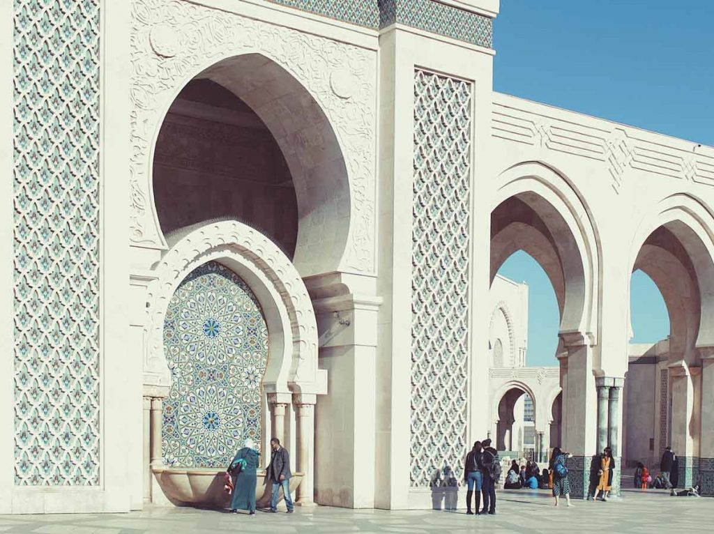 best places to visit in morocco_casablanca