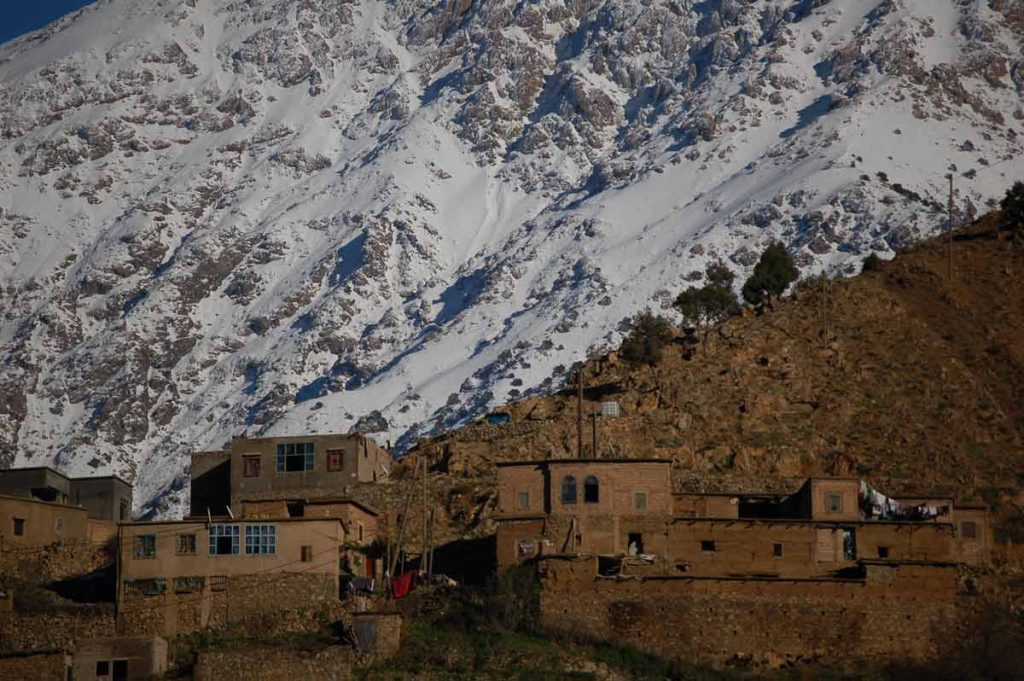 best places to visit in morocco   high atlas