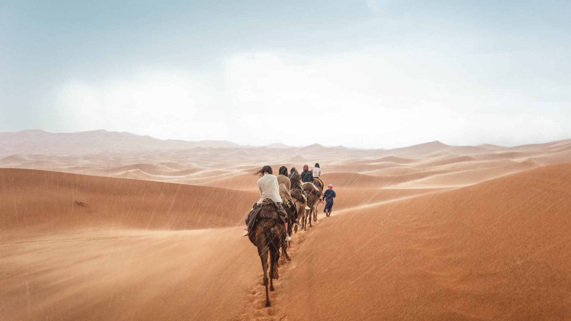 best places to visit in morocco_shara desert -