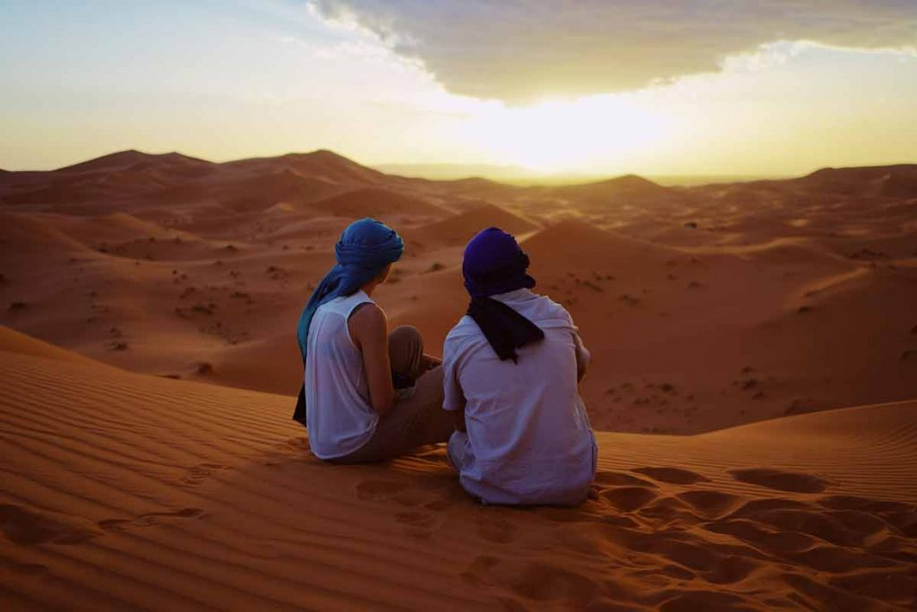 is it safe to travel morocco