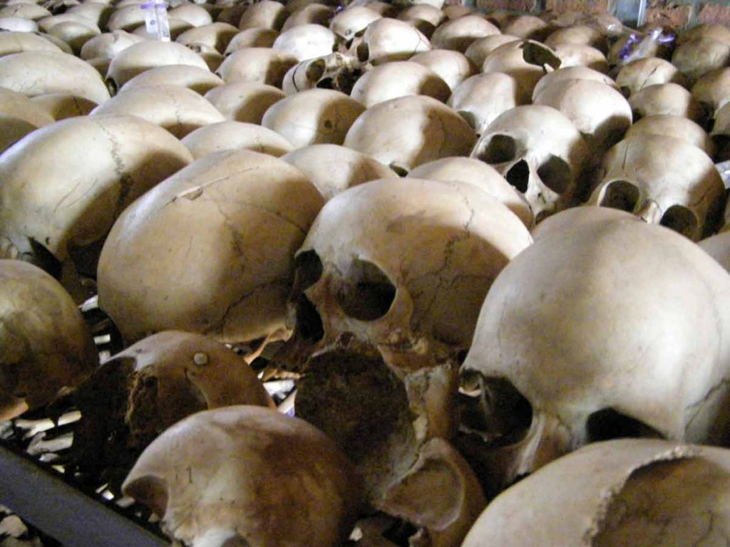 what was the cause of the rwanda genocide