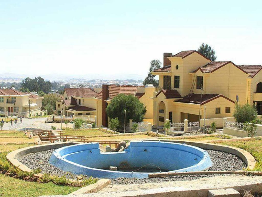 gift Real Estate in Ethiopia